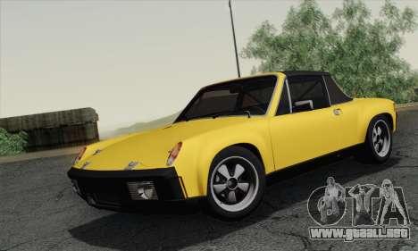 Porsche 914 para GTA San Andreas