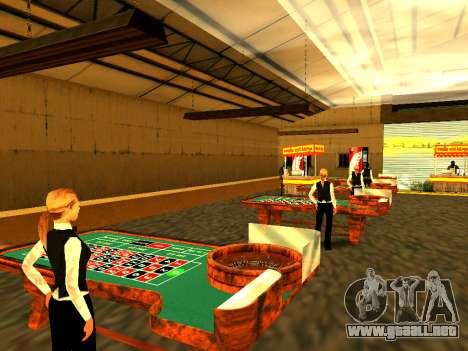 Relax City para GTA San Andreas décimo de pantalla