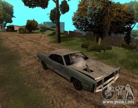 Post-Apocalíptico Bucanero para la visión correcta GTA San Andreas
