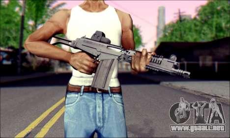 SA58 OSW v2 para GTA San Andreas tercera pantalla