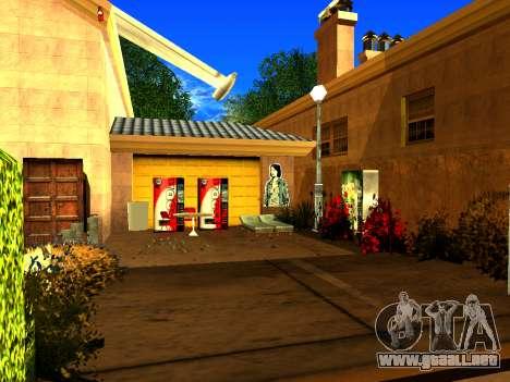 Relax City para GTA San Andreas undécima de pantalla