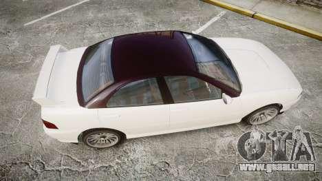 Dinka Chavos HSX para GTA 4 visión correcta