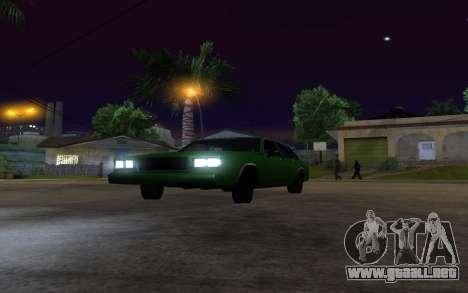 Tahoma Restyle para la visión correcta GTA San Andreas