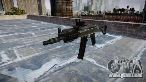 Máquina Wz. 96 Mini-Beryl icon2 para GTA 4