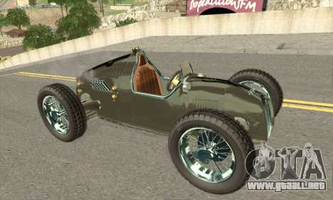 Audi Type C 1936 Race Car para GTA San Andreas