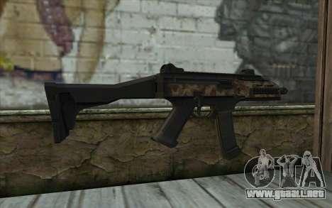 CZ-3A1 Scorpion (Bump Mapping) v1 para GTA San Andreas segunda pantalla