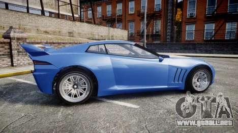 GTA V Invetero Coquette para GTA 4 left