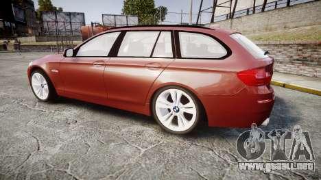BMW 530d F11 para GTA 4 left
