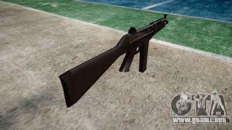 Pistola Taurus MT-40 buttstock1 icon3 para GTA 4 segundos de pantalla