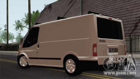 Ford Transit ACERMANS RC para GTA San Andreas left