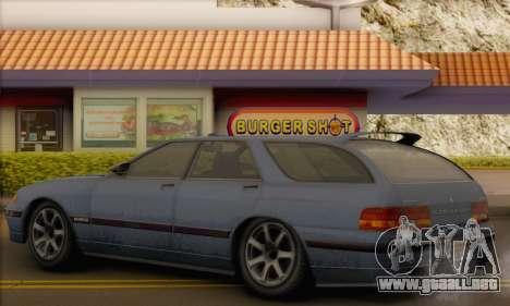 GTA 5 Stratum para GTA San Andreas vista hacia atrás