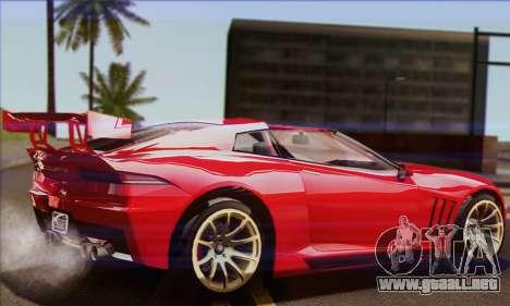 Invetero Coquette (IVF) para GTA San Andreas left
