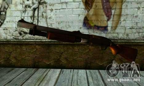 Shotgun from Gotham City Impostors v1 para GTA San Andreas