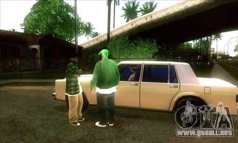 Situación de la vida v3.0 para GTA San Andreas segunda pantalla