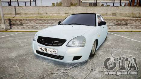 ВАЗ-2170 Instalado Antes para GTA 4