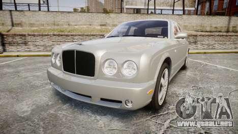 Bentley Arnage T 2005 Rims3 para GTA 4