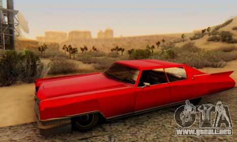 Cadillac Stella II para la visión correcta GTA San Andreas