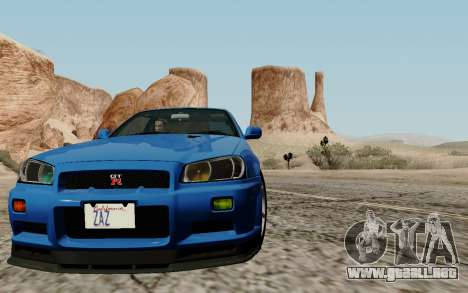 ENBSeries For Low PC v3.0 (SA:MP) para GTA San Andreas