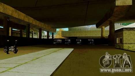 La reactivación de todas las comisarías de polic para GTA San Andreas segunda pantalla