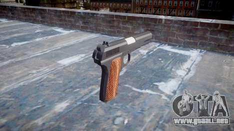 Pistola TT para GTA 4 segundos de pantalla