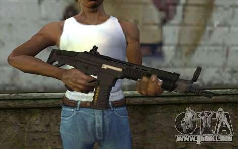 LK-05 v1 para GTA San Andreas tercera pantalla