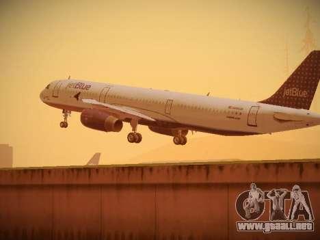 Airbus A321-232 jetBlue Woo-Hoo jetBlue para GTA San Andreas