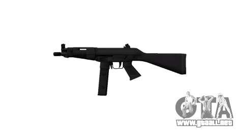 Pistola Taurus MT-40 buttstock1 icon3 para GTA 4 tercera pantalla