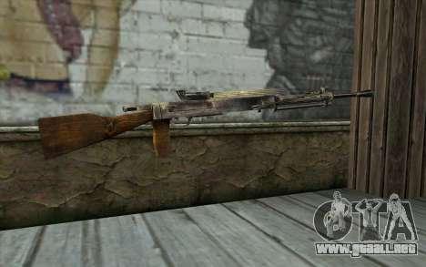 ДПМ (Battlefield: Vietnam) para GTA San Andreas segunda pantalla