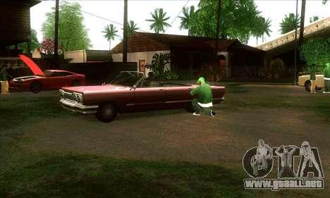 Situación de la vida v3.0 para GTA San Andreas tercera pantalla