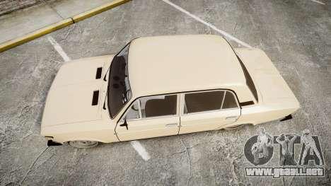 ESTAS Lada 2106 para GTA 4 visión correcta