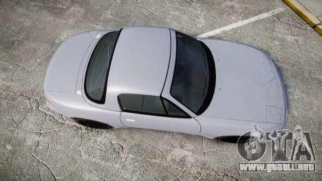 Mazda MX-5 Miata NA [Updated] para GTA 4 visión correcta
