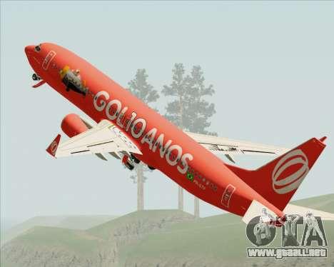 Boeing 737-800 de Gol Transportes Aéreos para GTA San Andreas