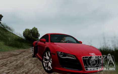 ENBSeries For Low PC v3.0 (SA:MP) para GTA San Andreas tercera pantalla