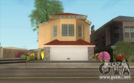 Casa nueva en Las Venturas para GTA San Andreas segunda pantalla