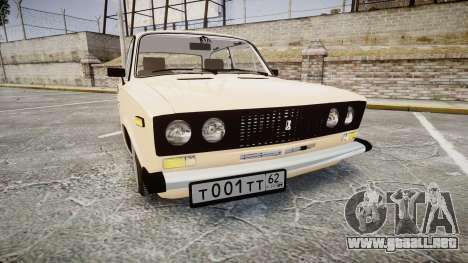 ESTAS Lada 2106 para GTA 4