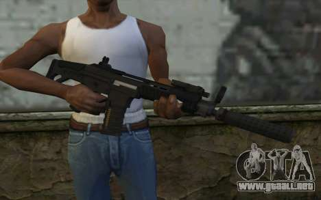LK-05 v4 para GTA San Andreas tercera pantalla