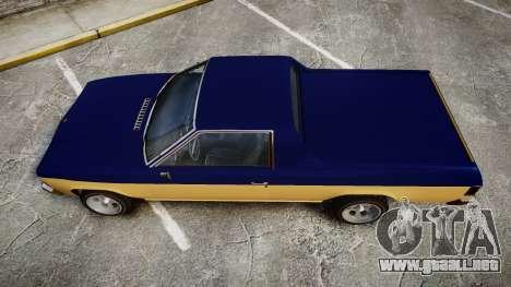 GTA V Cheval Picador para GTA 4 visión correcta