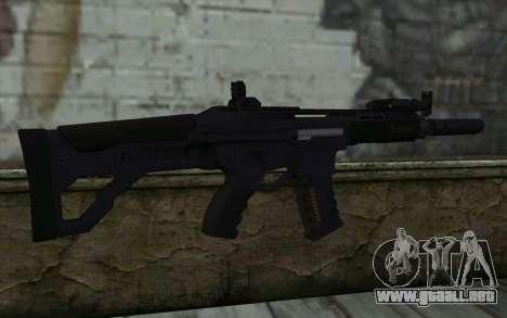 LK-05 v4 para GTA San Andreas segunda pantalla