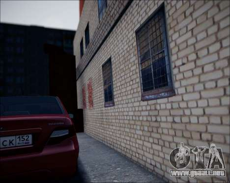 Daewoo Nexia para GTA San Andreas left