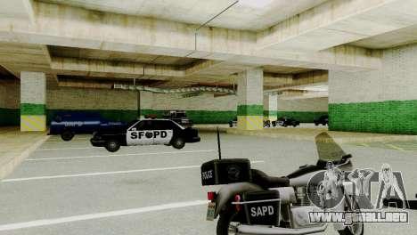 Los nuevos vehículos de la policía de san franci para GTA San Andreas tercera pantalla