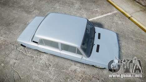 El USO de-2106 a (Lada 2106) para GTA 4 visión correcta