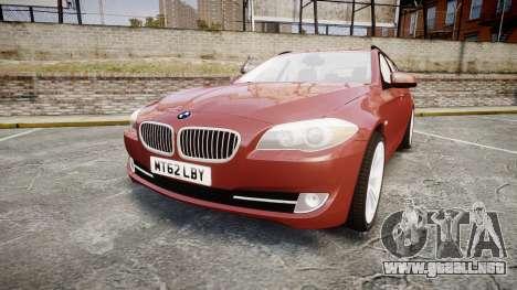 BMW 530d F11 para GTA 4