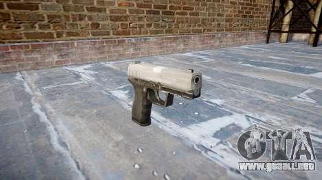 Pistola Taurus 24-7 titanio icon1 para GTA 4