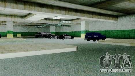 Los nuevos vehículos de la policía de san franci para GTA San Andreas segunda pantalla