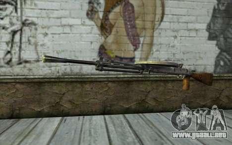ДПМ (Battlefield: Vietnam) para GTA San Andreas
