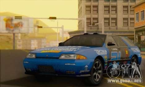GTA 5 Stratum para vista inferior GTA San Andreas