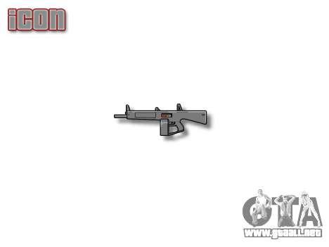 Escopeta Auto Assault-12 para GTA 4 tercera pantalla