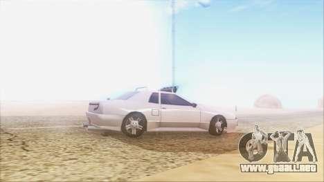 Elegy Drift para GTA San Andreas left