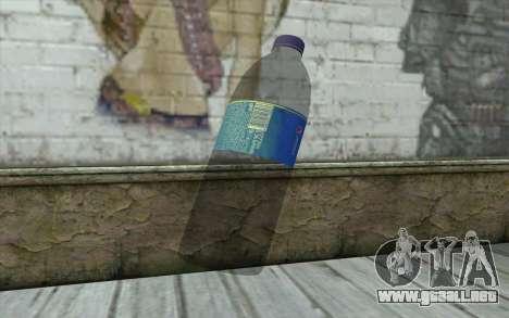 Nuclear De Pepsi para GTA San Andreas segunda pantalla
