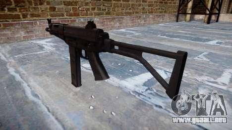 Pistola Taurus MT-40 buttstock2 icon2 para GTA 4 segundos de pantalla